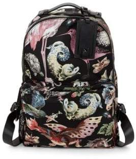 Mythical Creature Printed Backpack
