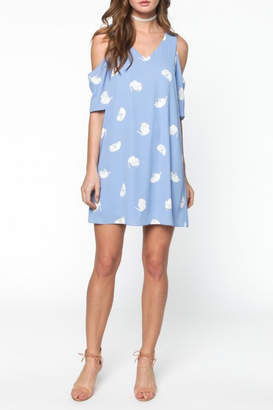 Everly Meow Shift Dress