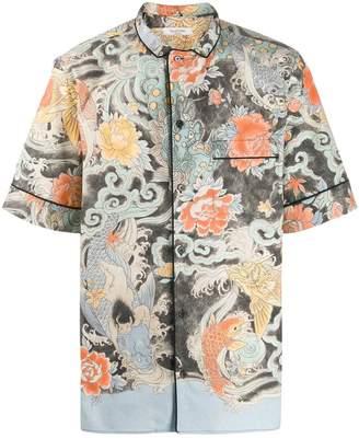 Valentino Water Garden shirt