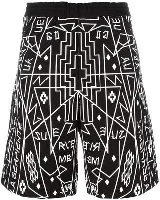 Marcelo Burlon County of Milan Salomon track shorts