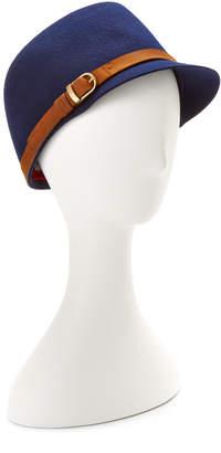San Diego Hat Company San Diego Hat Co. Women's Wool Navy Cap