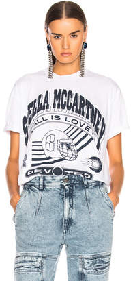 Stella McCartney Sports Graphic Tee