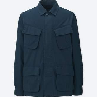 Uniqlo MEN Military Jacket