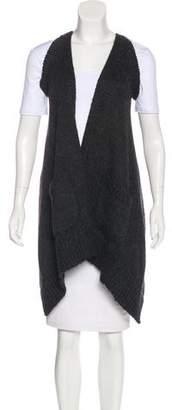 Kaufman Franco Kaufmanfranco Alpaca Knit Vest