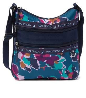 Nautica Printed Crossbody Bag