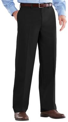 Croft & Barrow Men's Classic-Fit Easy-Care Stretch Flat-Front Khaki Pants