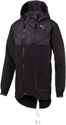 NeverRunBack Protect Zip-Up Hooded Men's Jacket