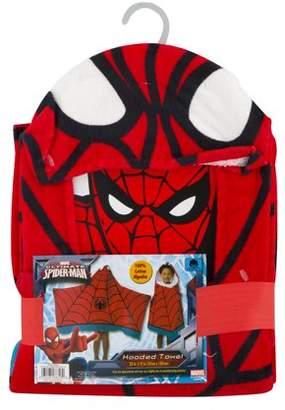 Marvel Ultimate Spiderman Hooded Towel, 1.0 CT