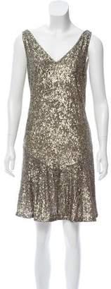 Lauren Ralph Lauren Sequined Mini Dress