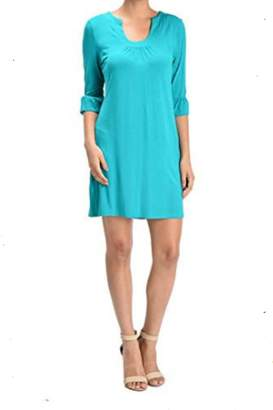 Aryeh Turquoise Dress