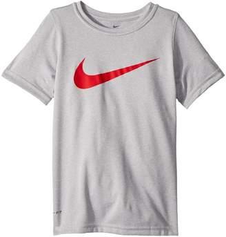 Nike Dry Short Sleeve Training T-Shirt Boy's T Shirt