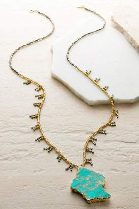 Soft Surroundings Simona Pendant Necklace