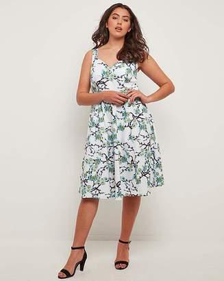 Joe Browns Oriential Print Dress