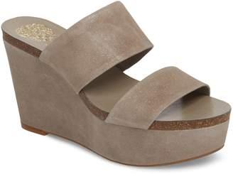 Vince Camuto Varenia Platform Wedge Sandal