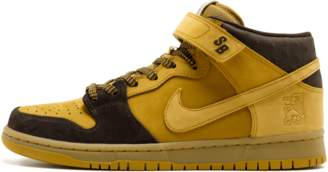 Nike SB Dunk Mid Pro 'Lewis Marnell' - Cappuccino/Bronze