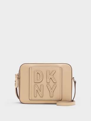 DKNY Courtney Leather Camera Bag