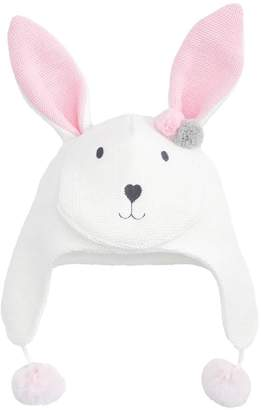 Elegant Baby Bunny Aviator Hat