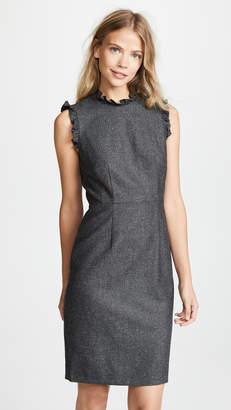 Rebecca Taylor Herringbone Dress