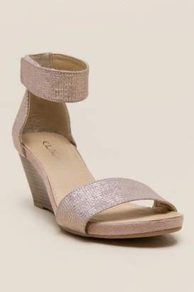 Rosegold Cl By Laundry CL by Laundry Metallic Wedge - Rose/Gold
