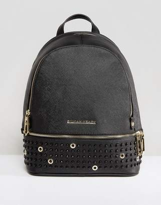 Silvian Heach Structured Backpack