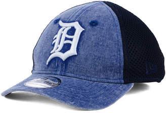 New Era Boys' Detroit Tigers Jr Hooge Neo 39THIRTY Cap