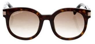 DSQUARED2 Oversized Gradient Sunglasses