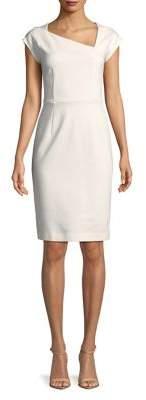 French Connection Lula Stretch Sheath Dress
