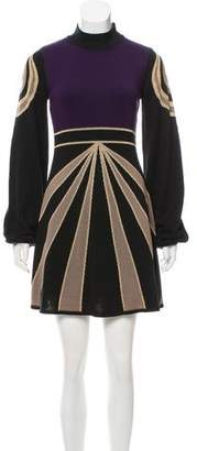 Temperley London Silk Knit Dress