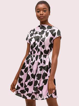 Kate Spade Heart Strings Dress, Allium - Size 0