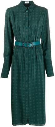 Salvatore Ferragamo long shirt dress