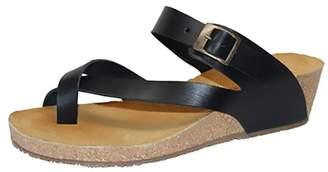 Eric Michael Ring Cork Sandal