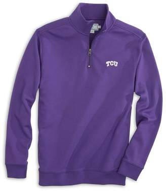 Gameday Skipjack 1/4 Zip Pullover - Texas Christian University