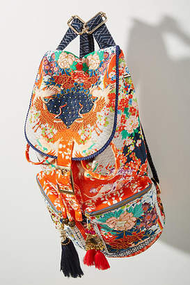 Camilla Well-Embellished Backpack