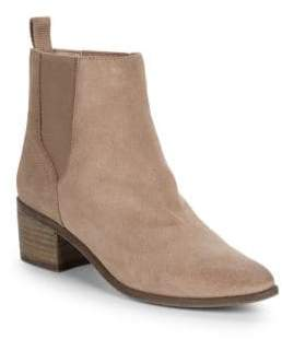 Dolce Vita Suede Chelsea Boots