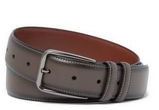 Original Penguin Old English Leather Belt