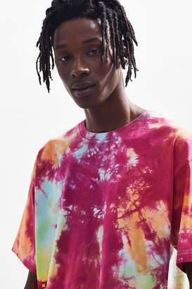 Urban Outfitters Tie-Dye Dad Tee