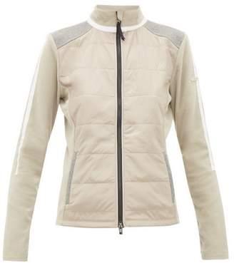 BEIGE Capranea - Nine Quilted Mid Layer Jacket - Womens