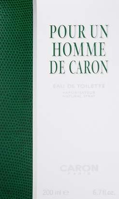 Caron Pour Homme By For MenEau De Toilette Spray, 6.7-Ounces