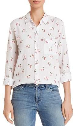 Rails Charli Cherry Print Shirt