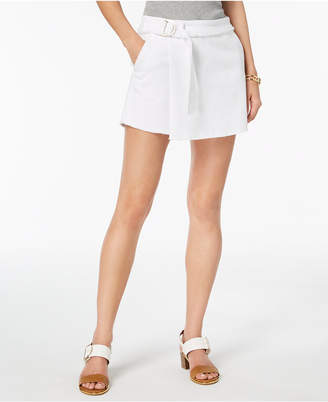 Tommy Hilfiger Wrap Skort, Created for Macy's