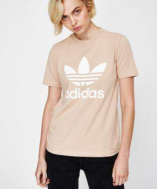 adidas Trefoil T-shirt Pink