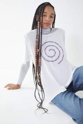 Truly Madly Deeply Cali City Spiral Tee