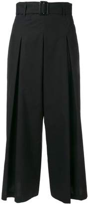 Etro cropped wide-leg trousers