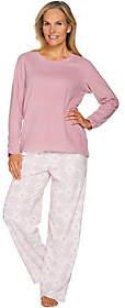 Stan Herman Tall Micro Fleece Novelty PajamaSet