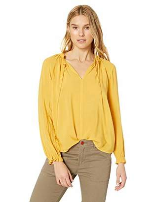 Velvet by Graham & Spencer Women's Samantha Rayon Challis top