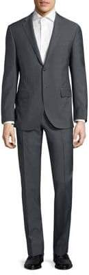 Corneliani Academy Regular-Fit Mohair Suit