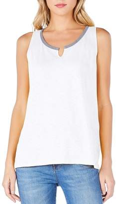 Michael Stars Notch Neck Tank