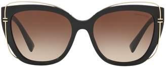 Tiffany & Co. Cat Eye Sunglasses