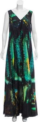 Figue Printed Maxi Dress