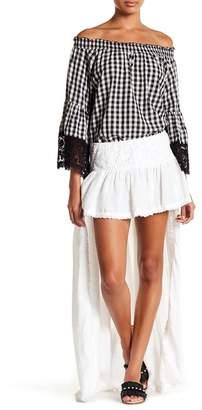 Muche et Muchette Barcelona Linen Long Skirt